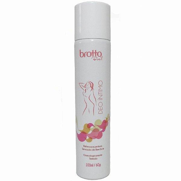 Deo Íntimo Brotto Brasil - 100 ml