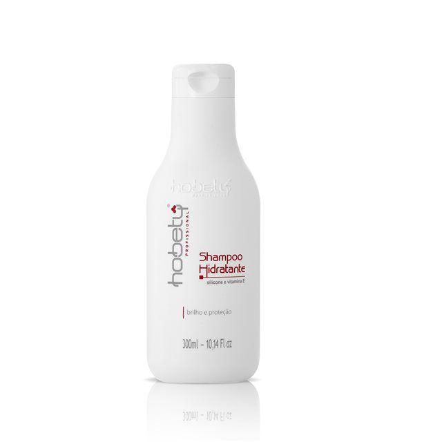 Shampoo Hidratante Silicone Hobety - 300ml