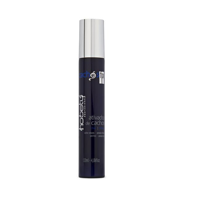Ativador De Cachos Fix Hobety - 120ml