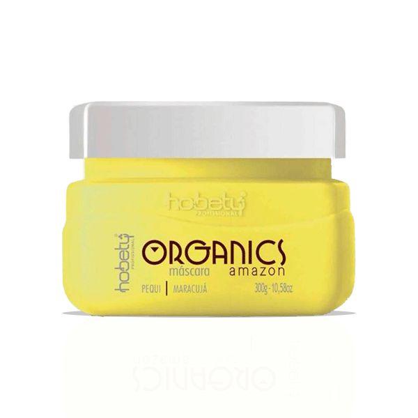 Máscara Hobety Organics Amazon Pequi / Maracujá - 300 G