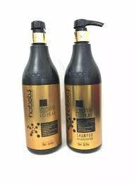 Kit Hobety S.O.S. Loiras - Shampoo + Solução - 750 ML