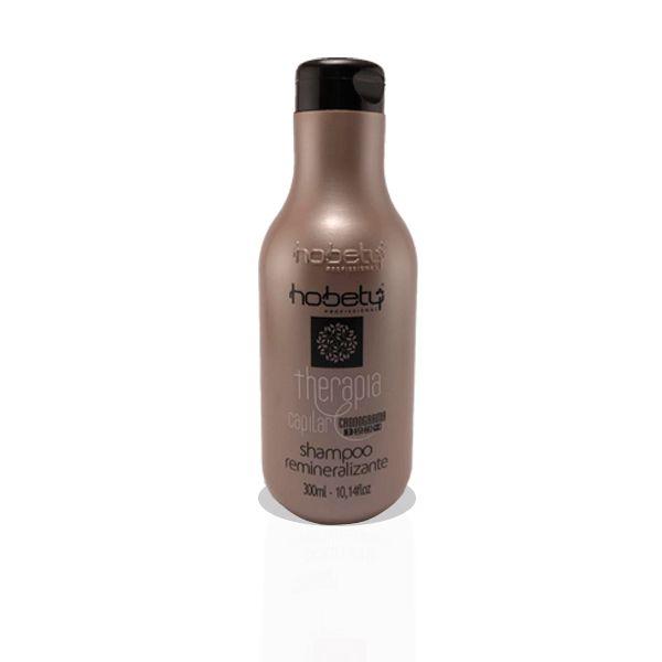 Shampoo Hobety Therapia Remineralizante - 300 ml