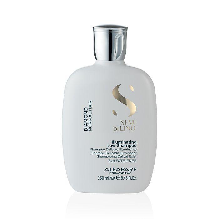 Shampoo Alfaparf Semi di Lino - Diamond Cabelo Normal - 250 ml