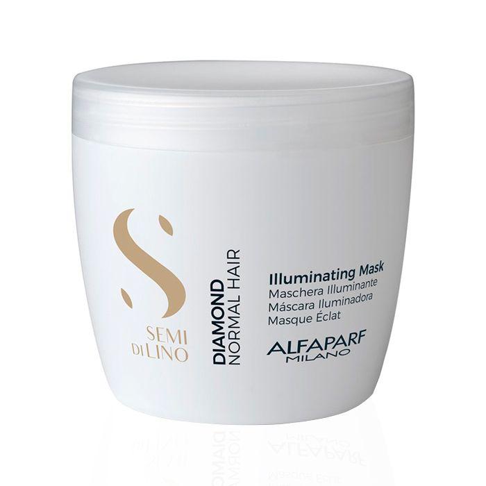 Alfaparf Semi di Lino - Diamond Illuminating Mask - 500ml