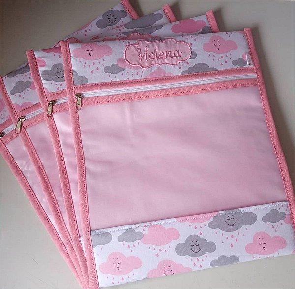 Envelope maternidade personalizado