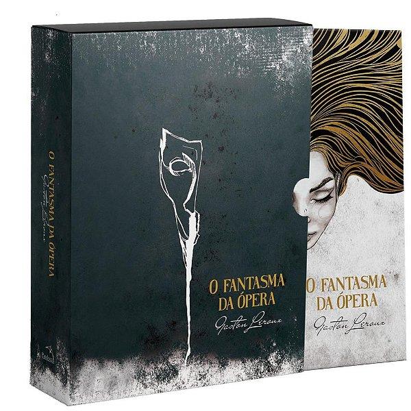 Box O Fantasma da Ópera em Português Capa dura – 31 de maio de  2021