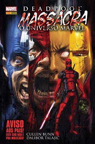 Deadpool Massacra o Universo Marvel - Português Capa Dura – 9 de abril de 2018