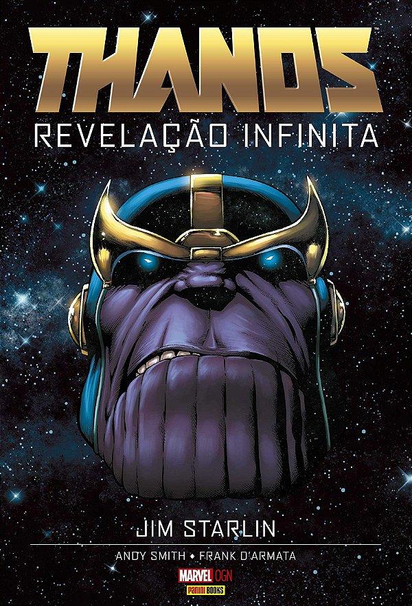 Thanos: Revelação Infinita - Volume 1 - Português Capa Dura – 14 de maio de 2020
