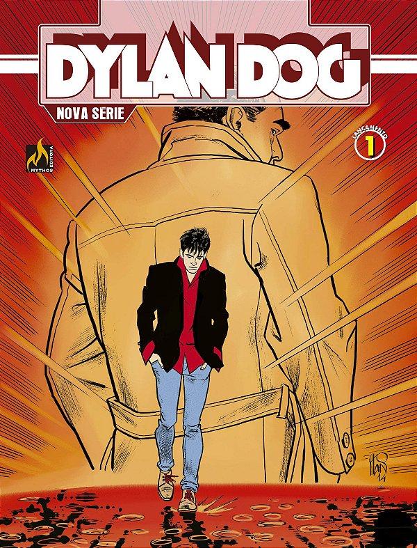 Dylan Dog Nova Série - vol. 1- A despedida Português - Capa Brochura – 21 de dezembro de 2018