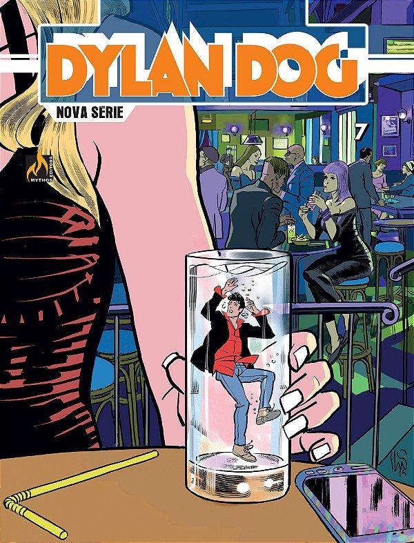 Dylan Dog Nova Série - vol 7: O sabor da água Português Capa Brochura – 27 de setembro de 2019