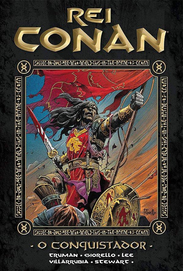 Rei Conan - vol. 4 Português - Capa Dura – 16 de agosto de 2019