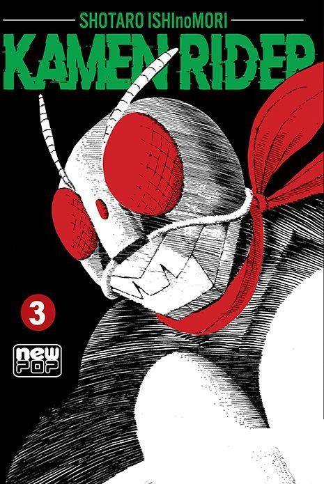 Kamen Rider  3 Capa Brochura   10 De Outubro De 2021