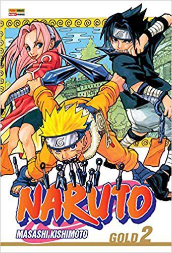 Naruto Gold - Volume 2 Capa brochura  13 de  maio  de 2015