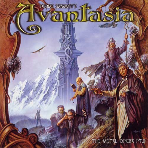Avantasia - The Metal Opera Pt. II PLATINUM