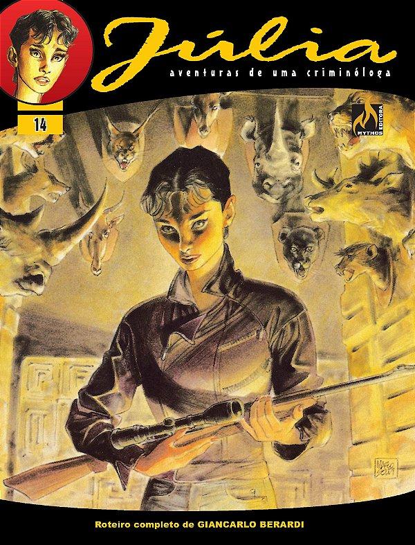 Júlia - Vol. 14 O caçador Português Capa Brochura – 7 de dezembro de 2020