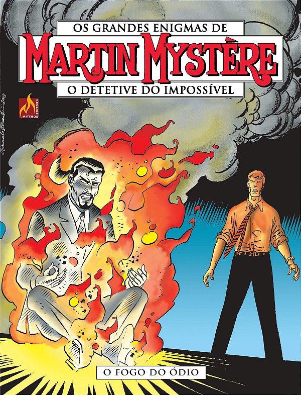 ,,,,,Martin Mystère - volume 11 O fogo do ódio - Português Capa Brochura – 19 de julho de 2019,,,,