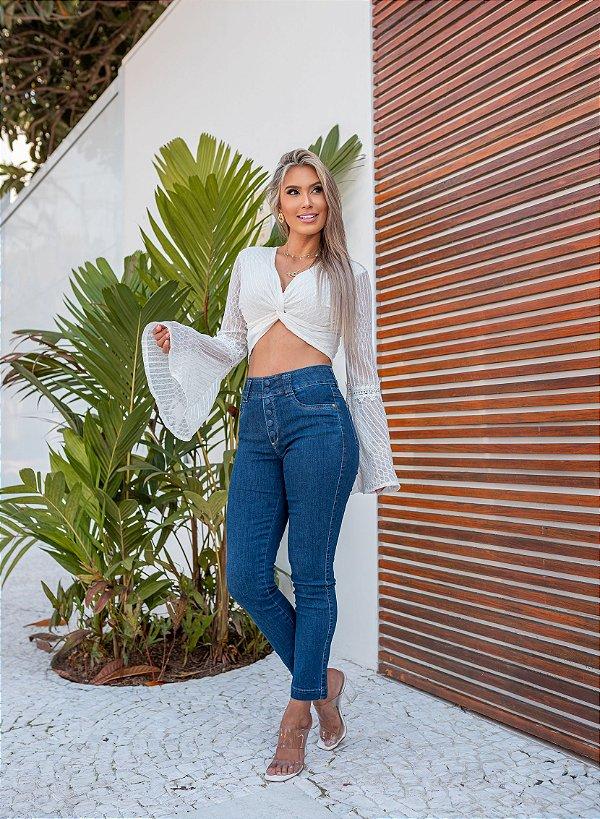 CAPRI Tornozelo Jeans Escuro - Union Bay - UI429082