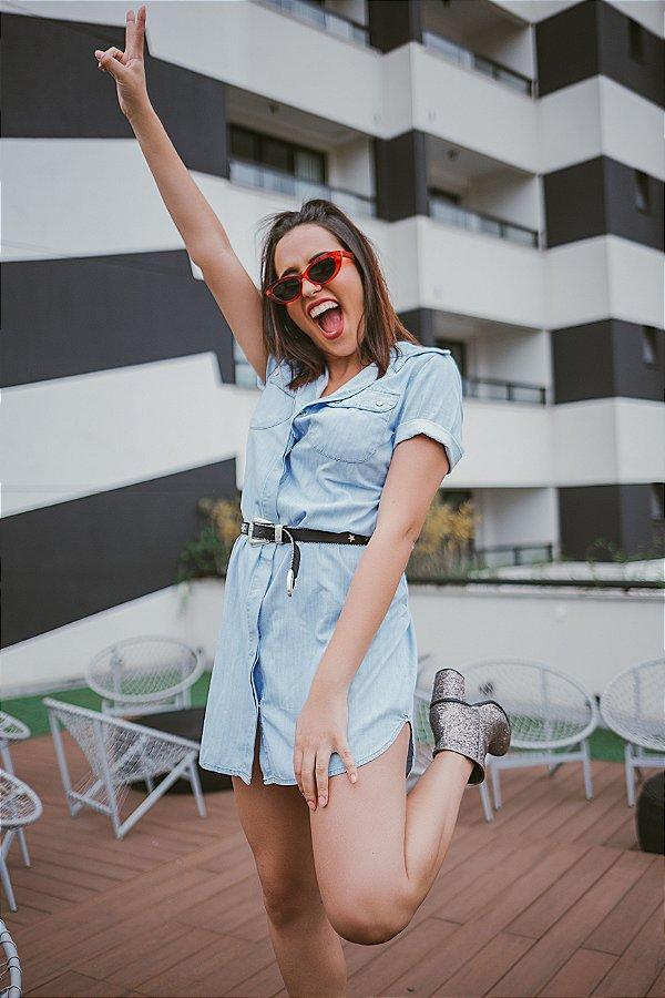 Vestido Claro - IZZAT JEANS