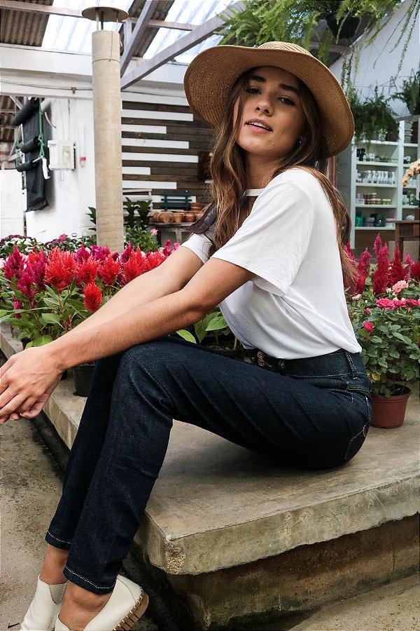 Calça LEGGING  Jeans - Loopper - K2937163 - LYCRA BEAUTY