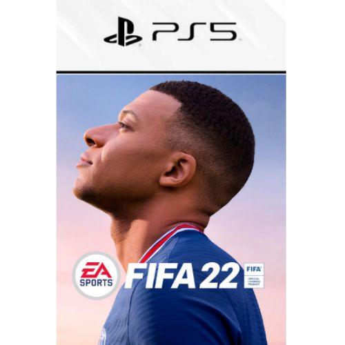FIFA 22 Ps5 Midia Digital