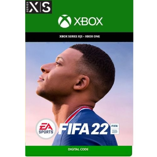 FIFA 22  Xbox Series X S Midia Digital