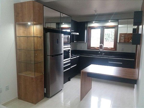 Cozinha Sob Medida entregue em Sapiranga.