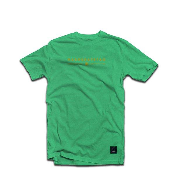 Camiseta Future Line Jade