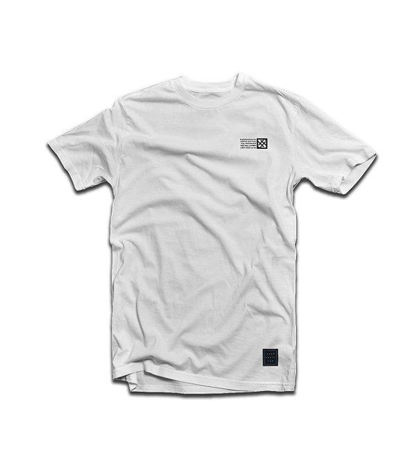 Camiseta Basic Trade Branca