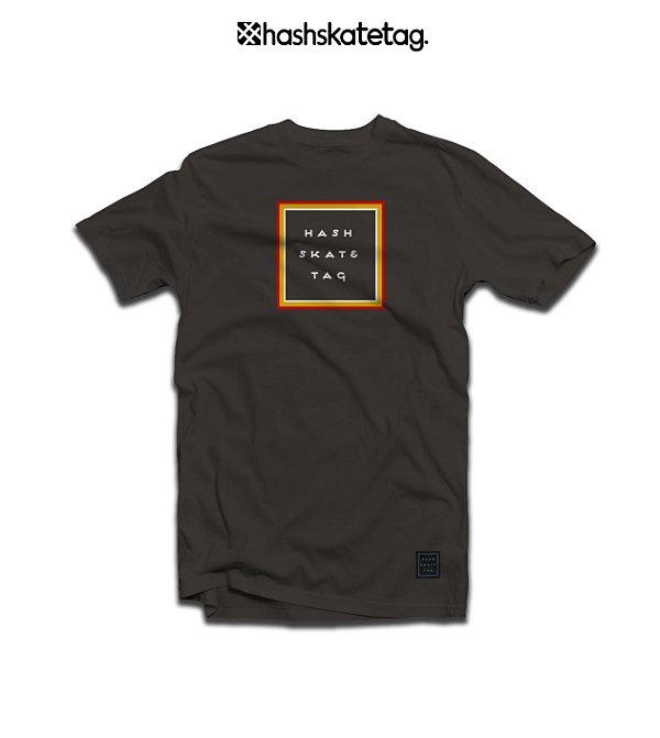 Camiseta Swash Chumbo