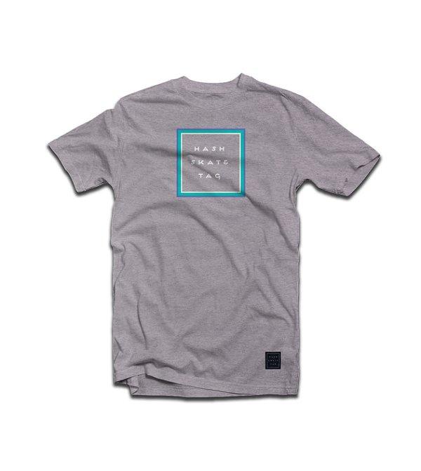 Camiseta Swash Cinza Mescla