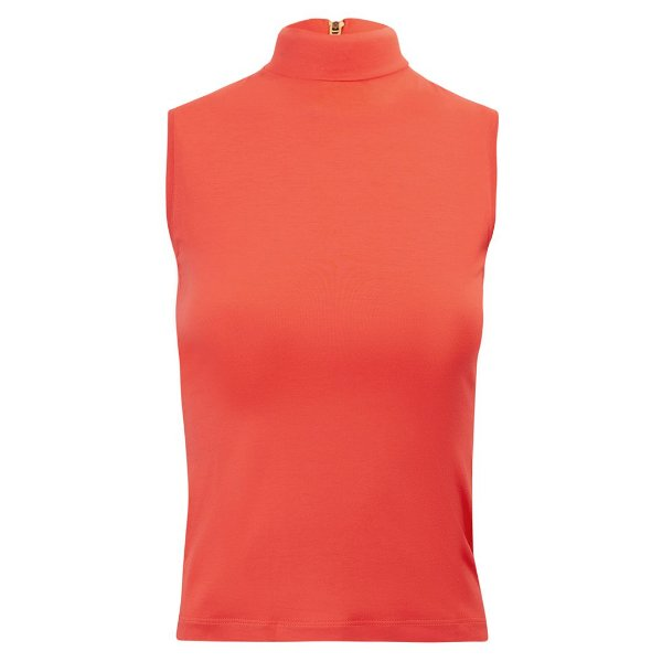 Regata Turtleneck Modal Coral