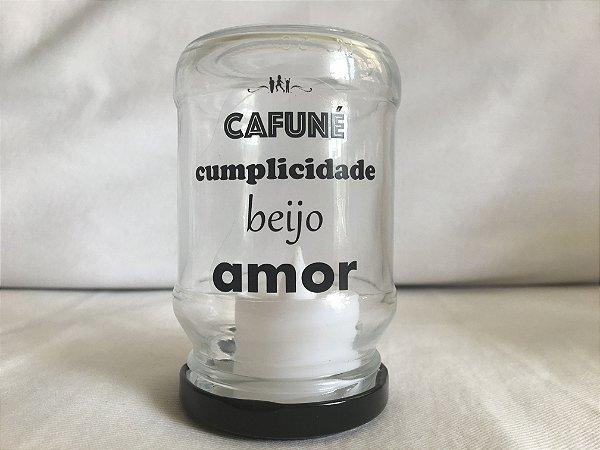 Luminária de Led (10 cm) - AMOR (1 unidade)