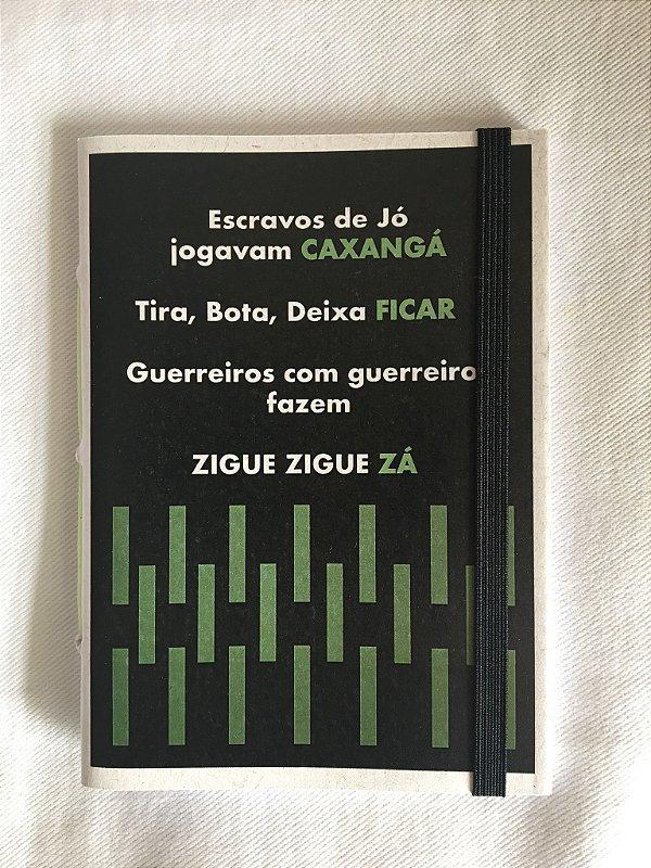 Caderninho - Coleção As Parlendas - ESCRAVOS DE JÓ