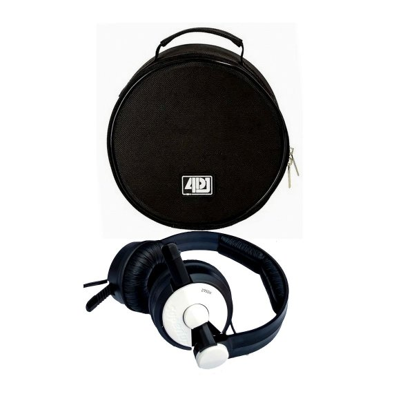 Fone Dj Superlux Hd562 Com Case Headphone 4dj Exclusivo