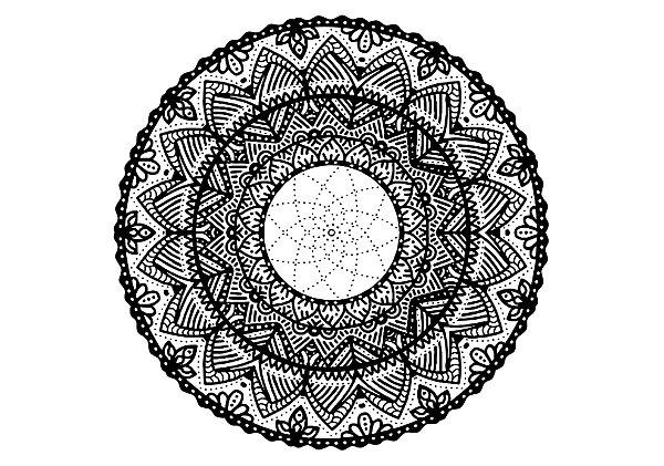 Mandala - #052