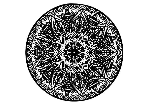 Mandala - #056