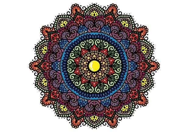 Mandala - #068