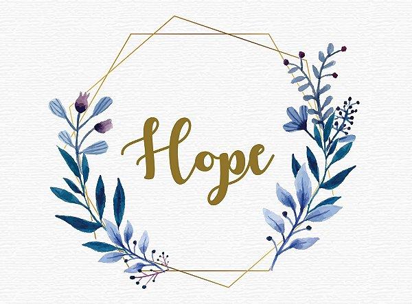 Frase - Hope