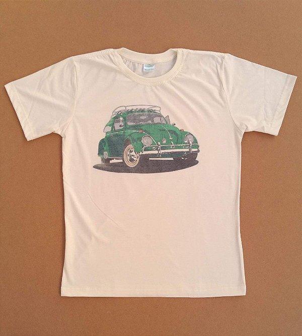 Camiseta Ecológica Fusca - Lucas Arão