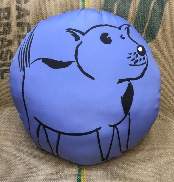 Almofada Ecológica Dog - FP Rodrigues