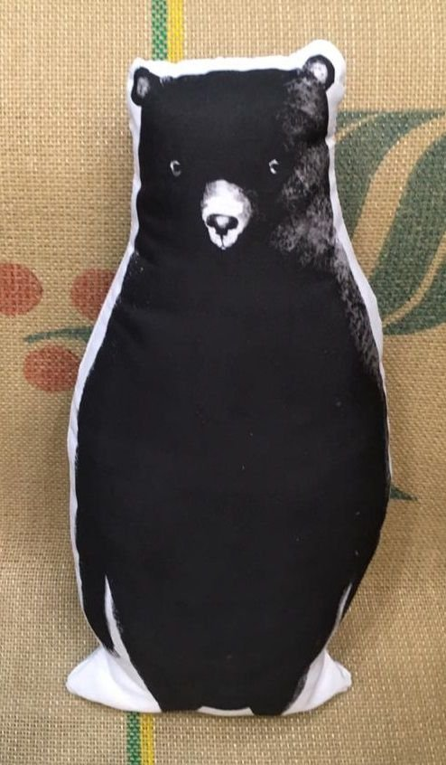 Almofada Ecológica Urso - Jarbas