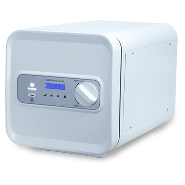 Autoclave 9 Litros Classe S - Evoxx