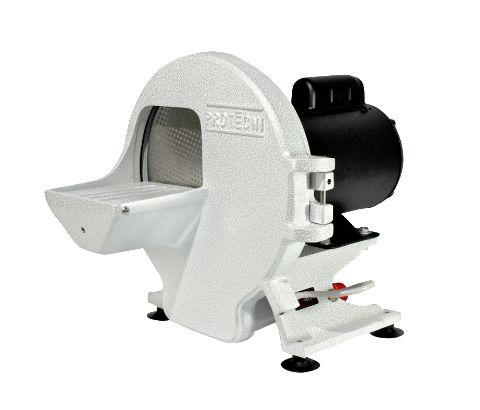 """Recortador de gesso 1/2 CV com disco diamantado 10"""" irrigação automática - Protécni"""