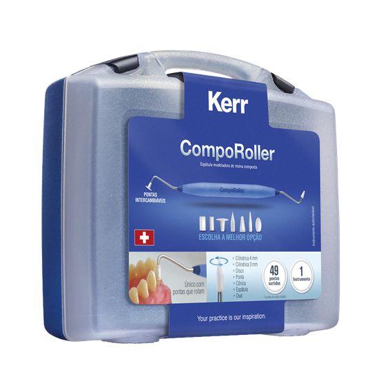 Espátula Modeladora Para Resina CompoRoller - Kerr