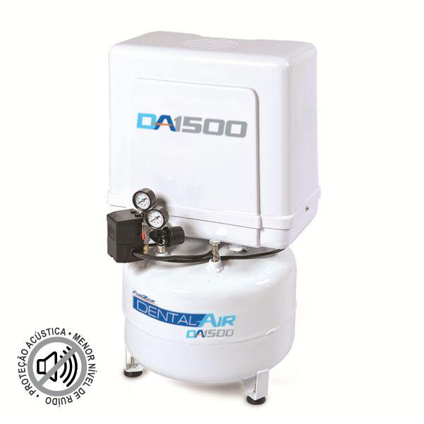 Compressor Odontológico DA1500 25VFP - AirZap