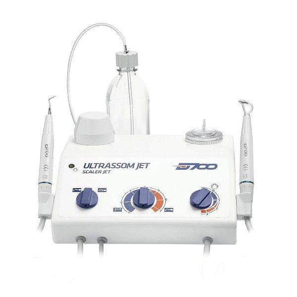 Ultrassom + Jato de Bicarbonato Jet - D700