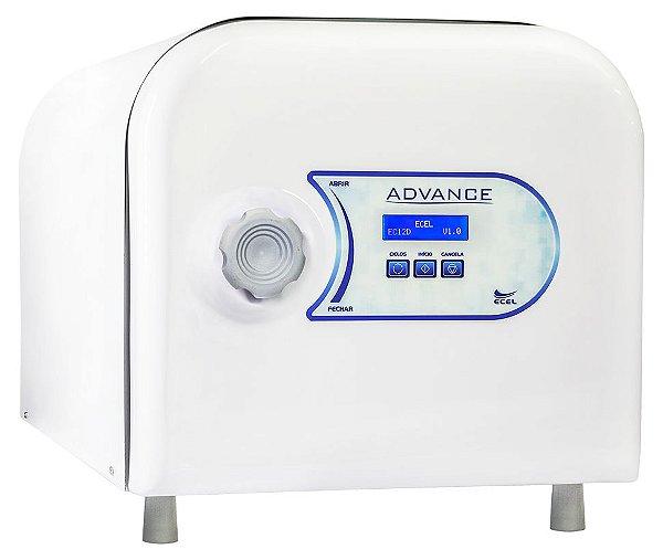 Autoclave 12 litros Advance - Ecel