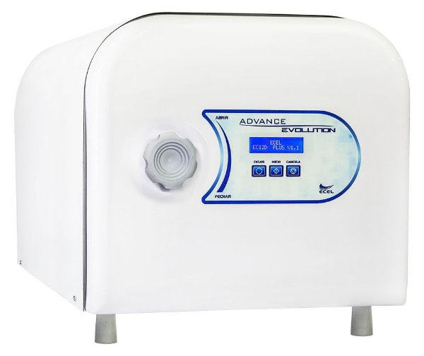Autoclave EC12D Advance Evolution 12 litros - Ecel