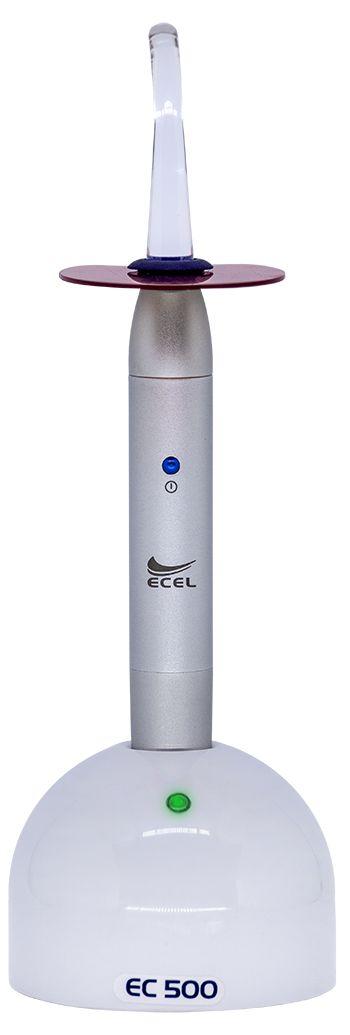 Fotopolimerizador sem fio EC500 - Ecel