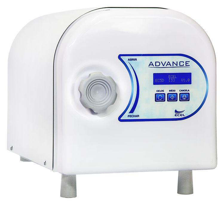 Autoclave 5 litros Advance - Ecel